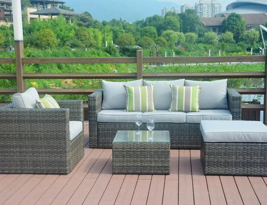 outdoor rotan sofa sets meubels