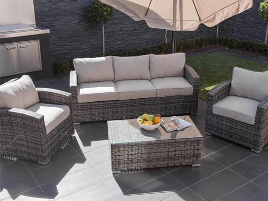 2019 hot koop outdoor rotan sofa sets